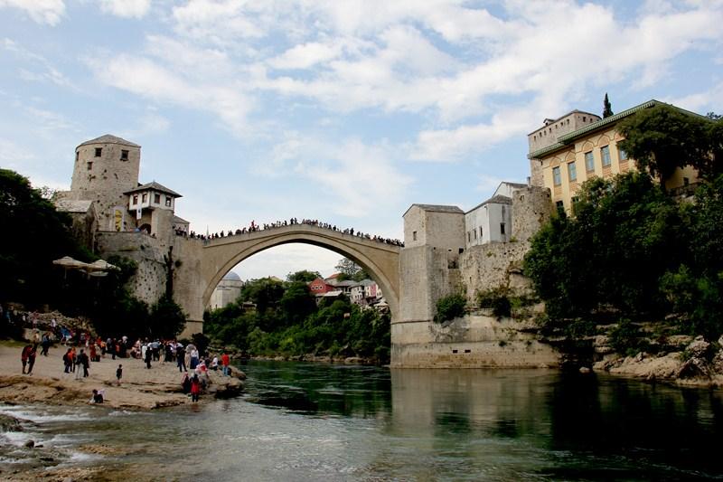 رحلتي إلى جنان الأرض ـ البوسنة والهرسك ( مدينة.